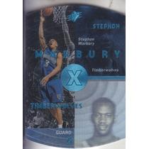 1997-98 Spx Sky Stephon Marbury Twolves