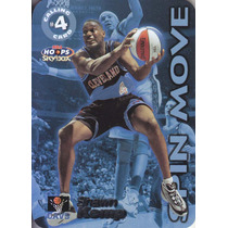 1999-00 Hoops Calling Card Shawn Kemp Cavs