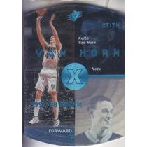 1997-98 Spx Sky Rookie Keith Van Horn Nets