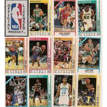 12 Calcomanias Basketball ´91 ´92 Panini