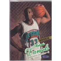 1997-98 Ultra Rookie Antonio Daniels Grizzlies