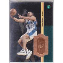 1998-99 Spx Finite David Wesley Hornets /10000