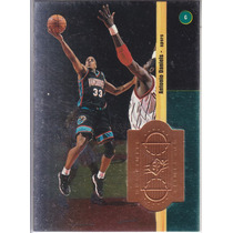 1998-99 Spx Finite Antonio Daniels /10000