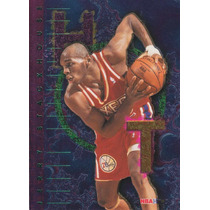 1995-96 Hoops Hot List Jerry Stackhouse Sixers