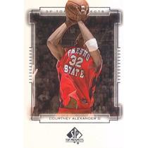 2000 Sp Top Prospects Rookie Courtney Alexander Mavericks