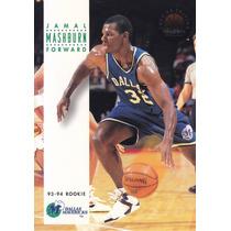 1993-94 Skybox Premium Rookie Jamal Mashburn Mavericks