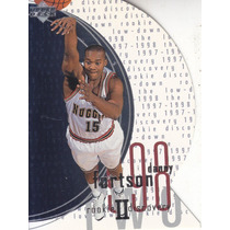 1997 Upper Deck Rookie Discovery 2 Danny Fortson Nuggets