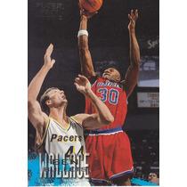 1996-97 Fleer Rookie Ben Wallace Bullets