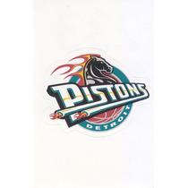 1997 Ud Choice Italian Sticker Pistons Logo Team #233