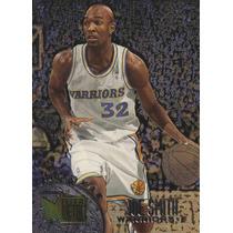 1995-96 Fleer Metal Rookie Joe Smith Warriors