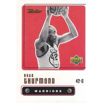 1999-00 Upper Deck Retroo Nate Thurmond Warriors