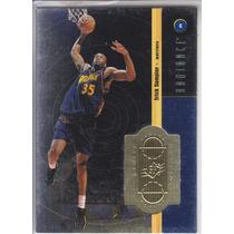 1998-99 Spx Finite Radiance Erick Dampier Warriors /5000