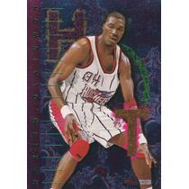 1995-95 Hoops Hot List Hakeem Olajuwon Rockets