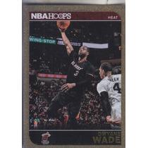 2014-15 Hoops Gold Dwyane Wade Heat