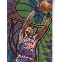 1994-95 Ultra Scoring Kings Patrick Ewing Knicks