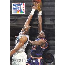 1993-94 Skybox Premium Playoffs Patrick Ewing Knicks