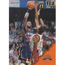 1996-97 Hoops Patrick Ewing Knicks