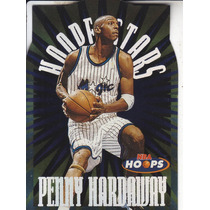1997-98 Hoops Hooperstars Anfernee Penny Hardaway Magic