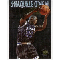 1993 Skybox The Center Stage Shaquille O
