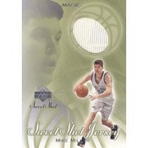 2001-02 Sweet Shot Jersey Mike Miller Magic