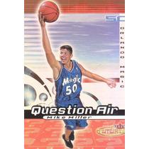 2000-01 Fleer Futures Question Air Mike Miller Magic