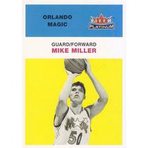 2001-02 Fleer Platinum Mike Miller Magic
