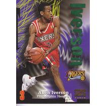 1997-98 Skybox Zforce Allen Iverson Sixers