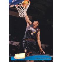 1997-98 Stadium Club Allen Iverson Sixers