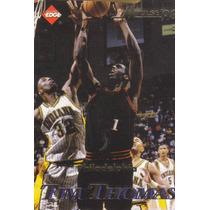 1998 Edge Impulse Rookie All Harrington W Tim Thomas Sixers