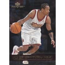 1999-00 Upper Deck Mvp 21st Century Nba Allen Iverson Sixers