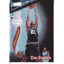 1997-98 Stadium Club Royal Court Tim Duncan Spurs
