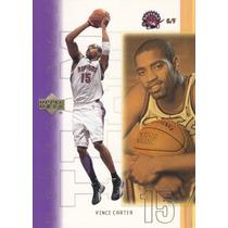 2001-02 Upper Deck Decade Team Vince Carter Raptors