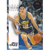 1993-94 Skybox Premium John Stockton G Jazz