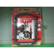 Candado Para Motocicleta The Motorcycle Club