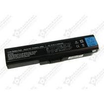 Bateria Toshiba Equium U300 Satellite Pro U300 U305 Pa3594u