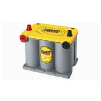 Bateria De Gel Optima Amarilla Ciclado Profundo-d-75/25