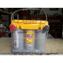 Batería Optima Tipo 75/25 Tapa Amarilla Envío Gratis Df