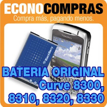 Bateria Original Pila Blackberry Cs2 Curve 8520, 8300 !!