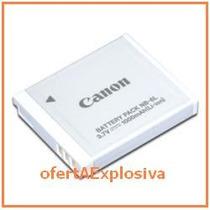 Canon Bateria Nb-6l Li-ion Camara Powershot Elph Sd1200 Is