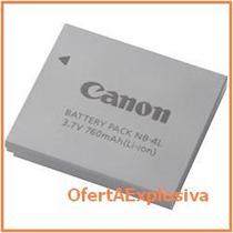 Bateria Pila Nb-4l Li-ion Camara Canon Powershot Sd1000