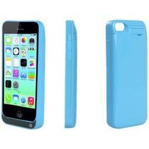 Funda Batería Iphone 5 5s 5c Colores 2200 Mah Stylus Mica