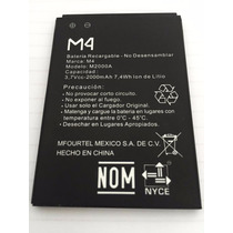 Pila Bateria M4 M2000a Ss1070 Nueva 2000mha Ss1070 Nueva
