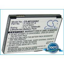 Bateria Mifi Mi-fi 2200 Iusacell Novatel Bam Mifi 2200 Rym