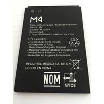 Pila Bateria Matel M4 2000mah Est 7.4wh 3.7v Ss1070 Original