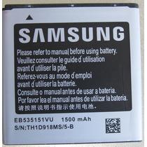 Batería Para Samsung Galaxy S Advance Eb535151vu
