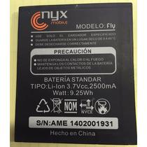 Nueva Pila Bateria Nyx Fly 2500 Mah Garantizada Cargada