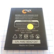 Pila Bateria Nyx Noba 2 1300mha Modelo Nyx1300a58.3x46