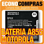 Batería Bp6x Para Motorola A855 Original 100% Nueva!!!!!!!!!