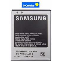 Pila Bateria Samsung Galaxy S2 Sii I9100 Eb-f1a2gbu Nueva!