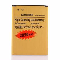 Bateria Samsung Galaxy S4 Mini I9190 2850 Mah Larga Duracion